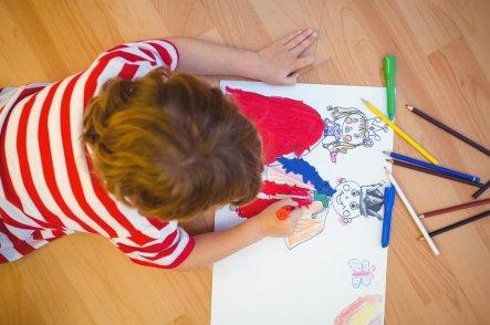 Thuisisolatie met kinderen - binnenactiviteiten