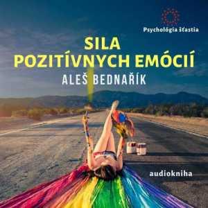 audiokniha sila pozitívnych emócií