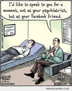 Psychiatrist funny