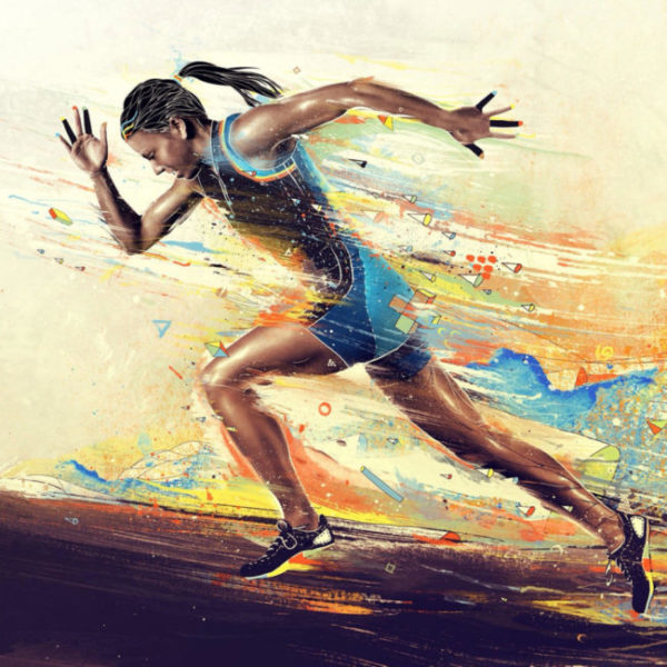 Psychologia sportu. WOJNA MENTALNA – jak poskromić w sobie