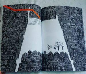 IMG_20180218_101322_169-300x281 Jak dorosnę zostanę ARCHITEKTEM lub PROGRAMISTĄ – książki wspierające pasje: Kazik Mieszka w Mieście i Kodowanie dla dzieci.