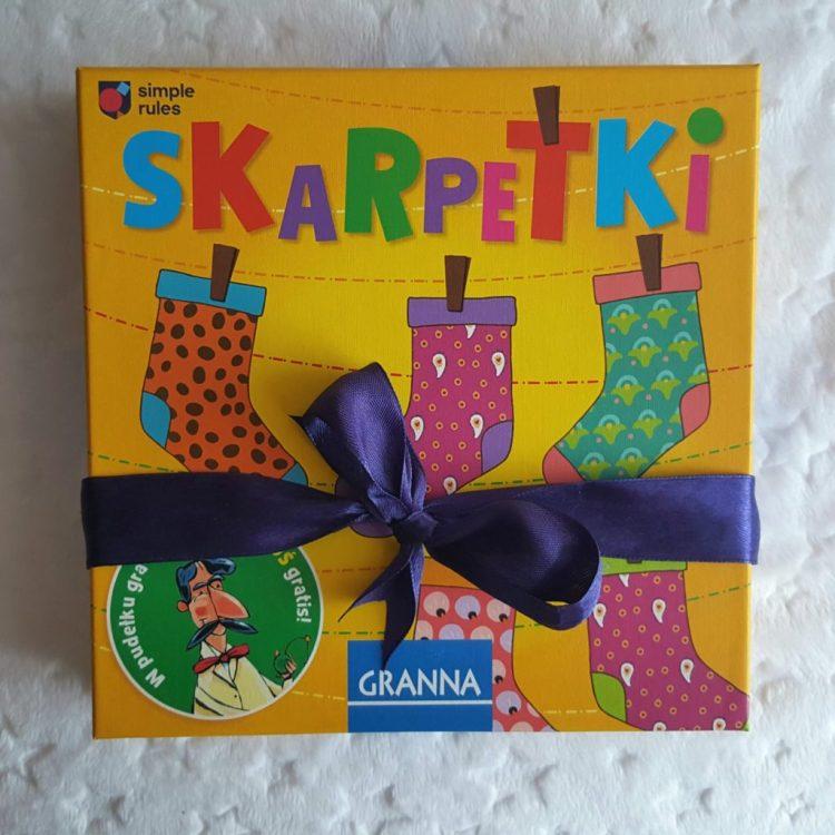 20180927_144150791592688 GRAnatwy czwartek: Skarpetki – gra planszowa dla przedszkolaka 4+ od GRANNA.