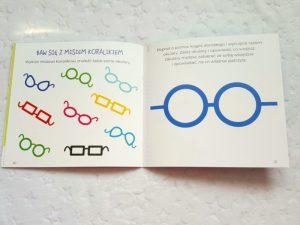 20181006_221012-300x225 Seria dla najmłodszych:Miś Koralik. Rysa, Skarpetki, Bulbul. Okulary. Wydawnictwo Wilga. KONKURS
