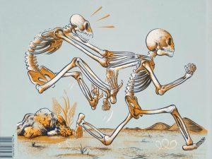 20181227_224357448825682-300x225 DOM Montessori: fascynujący świat ludzi i zwierząt z Anatomią i Czyj to szkielet od Mamania.