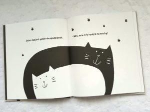20190117_2127342116693569-300x225 Czarny Kot, Biała Kotka – o różnicach, które łączą. Nasza Księgarnia 01.2019.