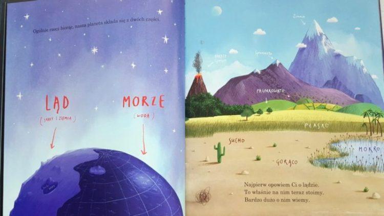 20190117_220519-11717881623 Dom Montessori: Tutaj jesteśmy. Wskazówki dla mieszkańca planety Ziemia – Bestseller od Zielona Sowa! 4+