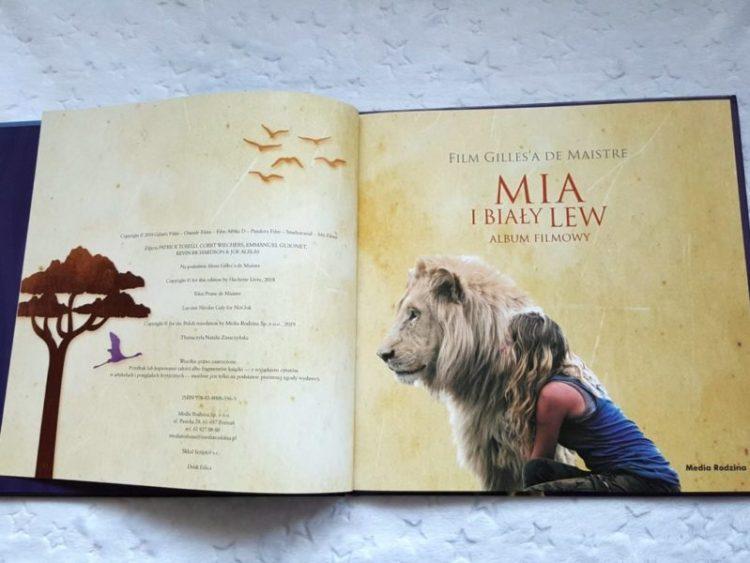 20190224_165446536325085-1024x1024 Dom Montessori: Mia i biały lew. Album filmowy. Media Rodzina