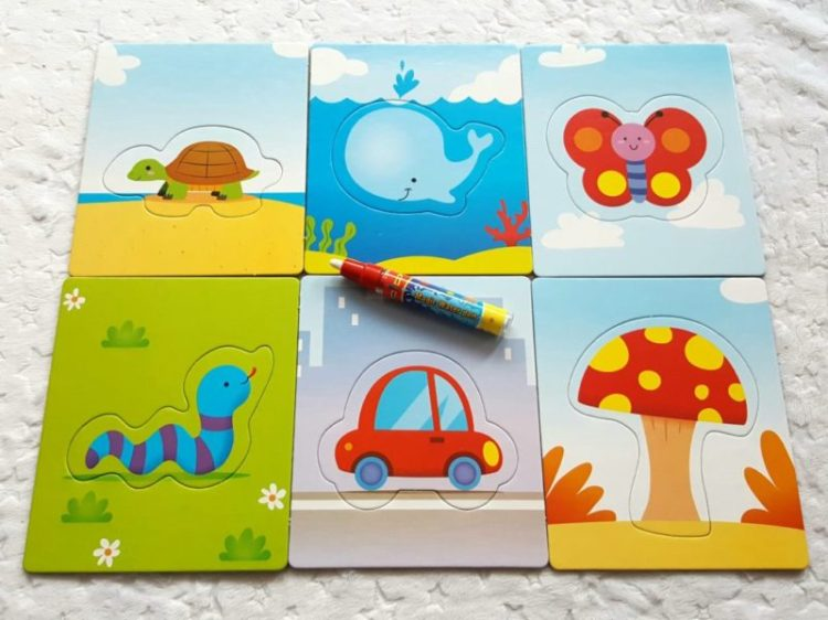 20190520_081239-22110403183-1024x768 Pomysł na prezent: Mata wodna do rysowania dla malucha 1+