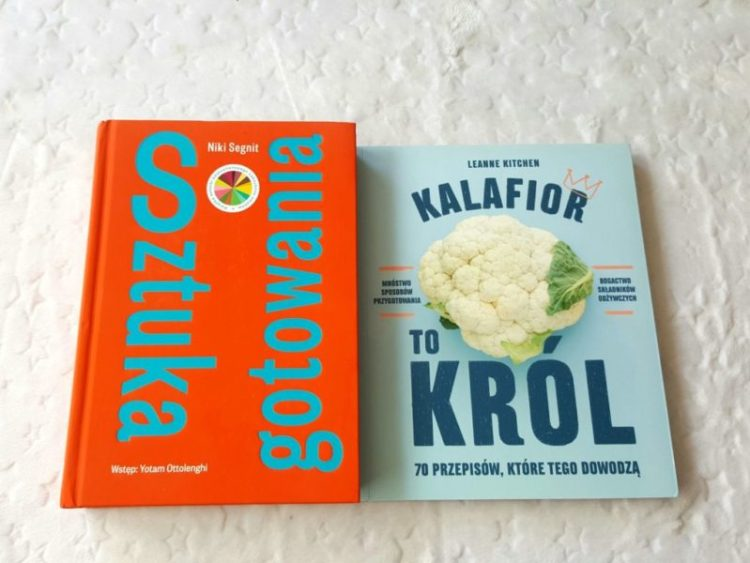 20190812_1450031972832728-1024x768 Nowe spojrzenie na gotowanie: Kalafior to król i Sztuka gotowania. Buchmann 2019