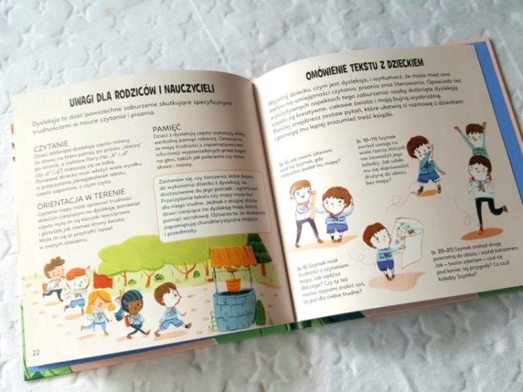 20190813_222258401486754-1024x768 Psychologia dla dzieci: SPEcjalne moce. Mała książka o ADHD oraz Mała książka o dysleksji. Zielona Sowa. LATO 2019