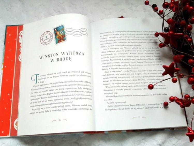 20191210_2159471581927360-768x1024 Jak Winston uratował Święta. Magiczna opowieść w 24 i pół częściach od Zielona Sowa.