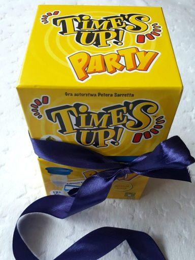 20200110_1305151805037572-768x1024 GRAnatowy czwartek:Time's Up! - Party (żółta) od REBEL