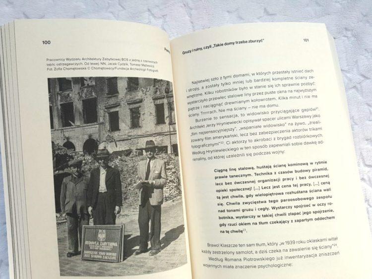 """wawa-698x1024 Grzegorz Piątek- """"Najlepsze miasto świata. Warszawa w odbudowie 1944-1949"""". WAB"""