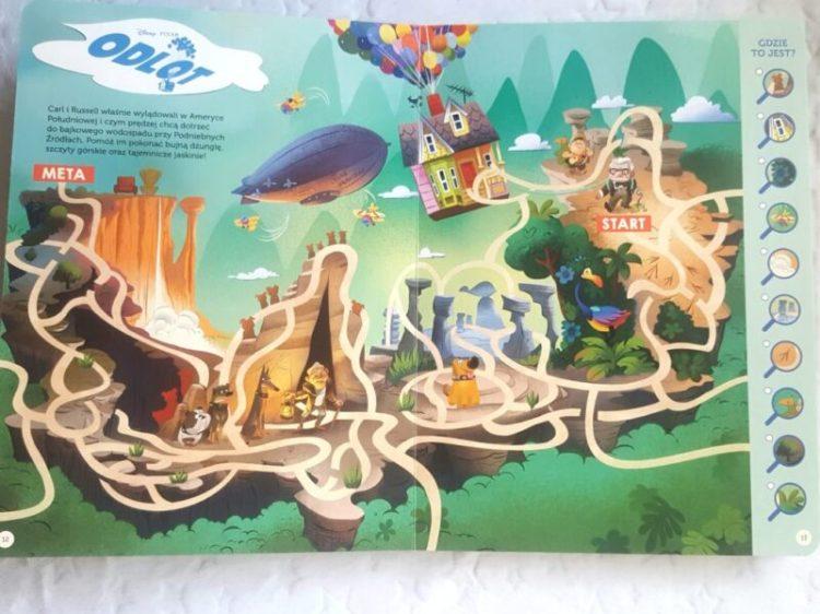 20200619_083858-1024x768 MAPY I LABIRYNTY. ZAKRĘCONA KSIĘGA ZABAW Pixar oraz Disney. Harper Collins Polska LATO 2020