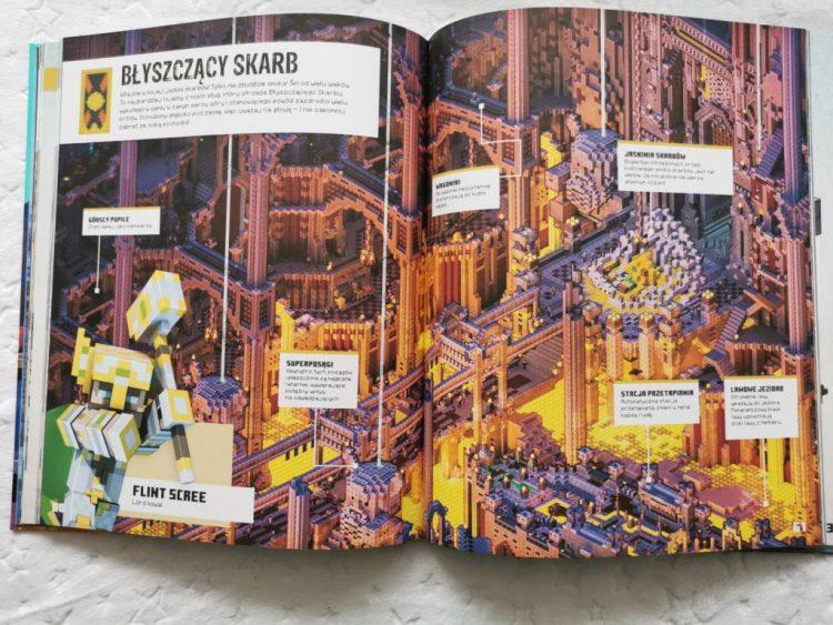 wp-1603832707469-1024x768 Minecraft. Niesamowite bazy. Budowle pobudzające wyobraźnię oraz Minecraft. Wielka kolekcja kreatywnego budowania. Harperkids Polska
