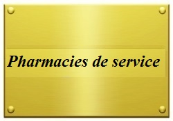 liste pharmacies de service tunisie week end 19 et 20 avril 2014