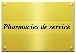 liste pharmacies de service tunisie week end 19 et 20 avril 2014
