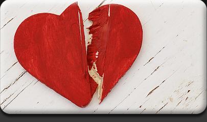 rupture amoureuse et souffrance emotonnelle et physique