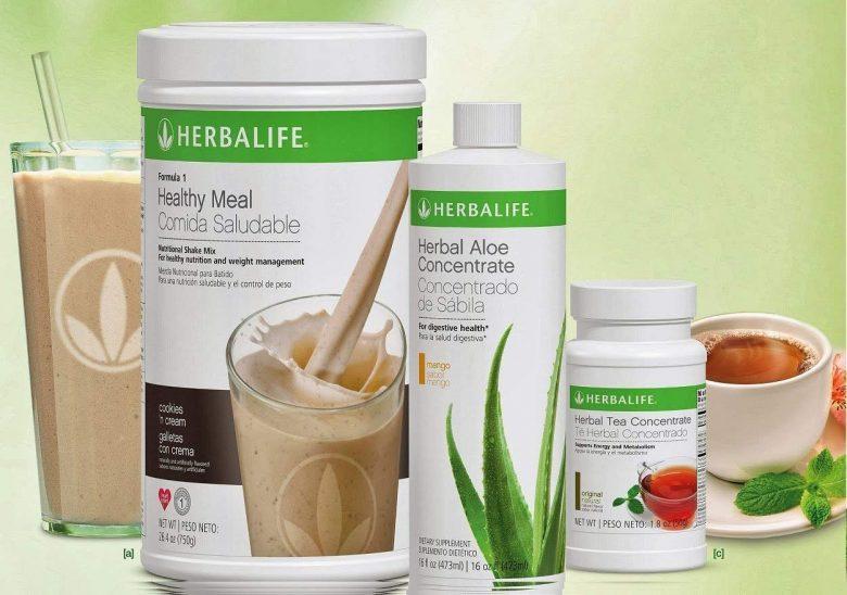 Est-ce que les produits herbalife pour la perte de poids sont efficaces ? 1