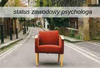Zawód psychologa uregulowania