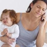 子育て ストレス