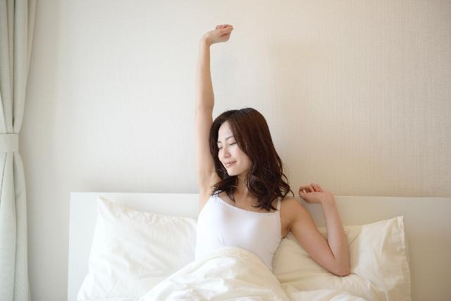 早起き方法