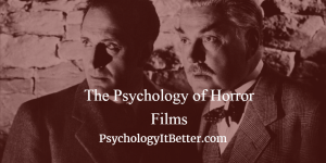 psychology of horror films