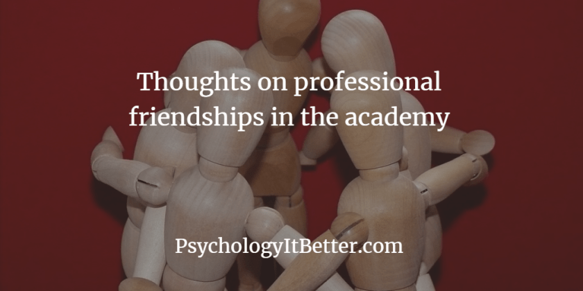 professional friendships