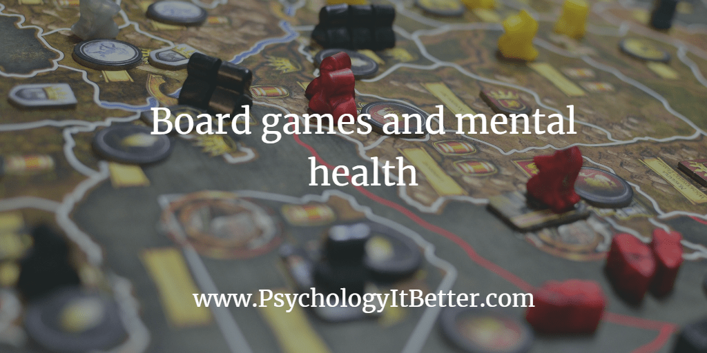 Can board games make you happier?