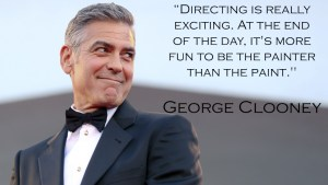 ENTJ Quote by George Clooney