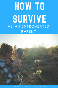Introvert Mom