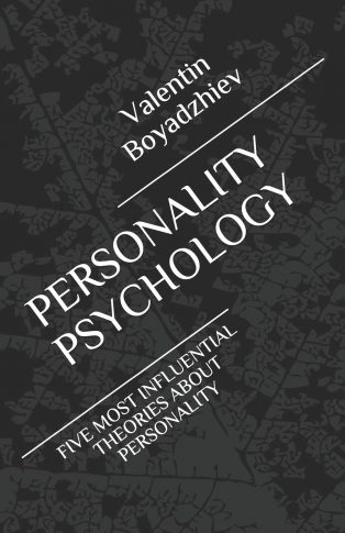 Psychology and Psychoanalysis Books. PERSONALITY PSYCHOLOGY