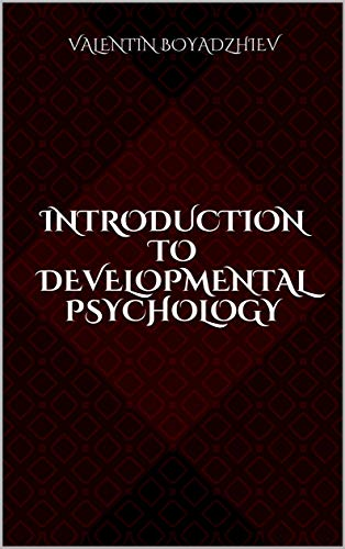Introduction to Developmental Psychology Book Psychology Online Courses