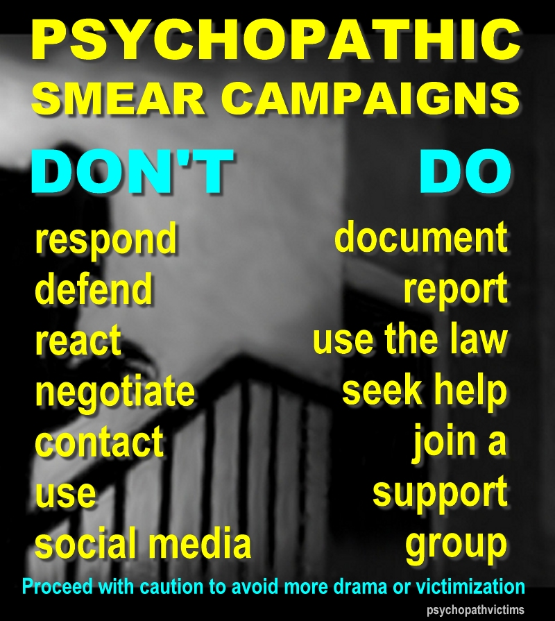 Image result for smear campaign