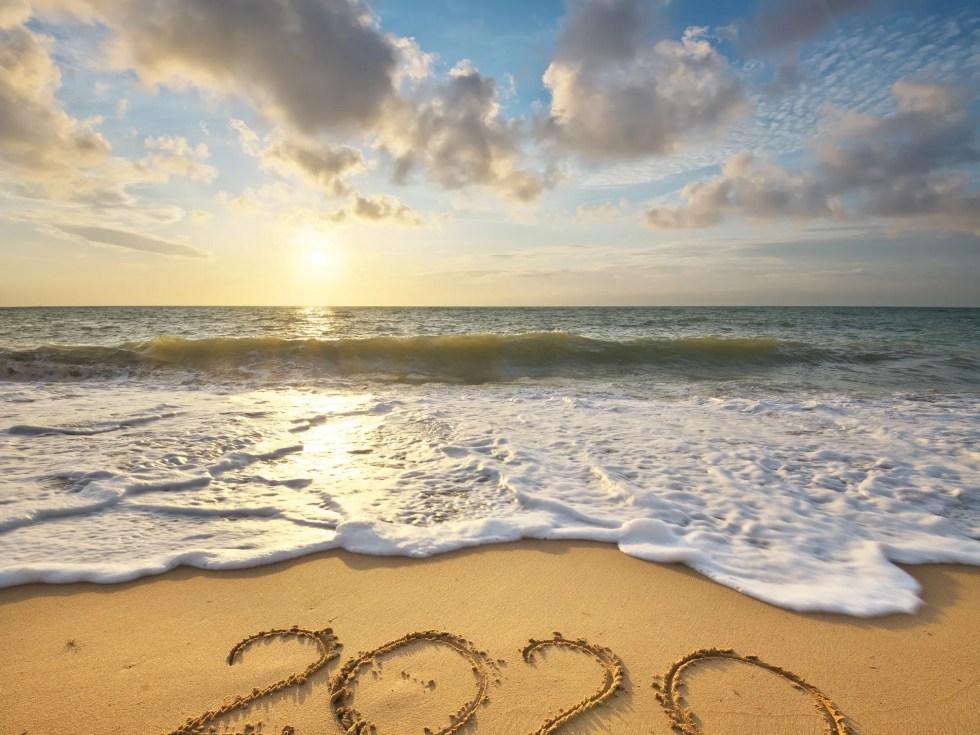 L'année 2020