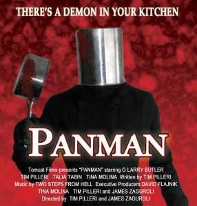 Horror Movie Trailer – Panman