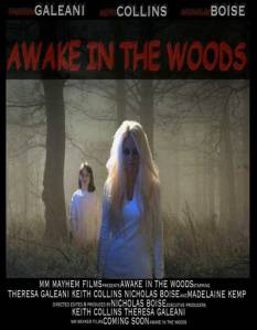 Horror Movie Trailer & Poster – Awake in the Woods