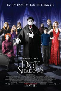 Horror Trailer & Poster – Dark Shadows