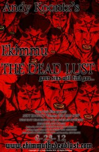 Horror Movie Trailer – Ekimmu The Dead Lust