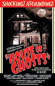 Horror Movie Trailer – House of Ghosts