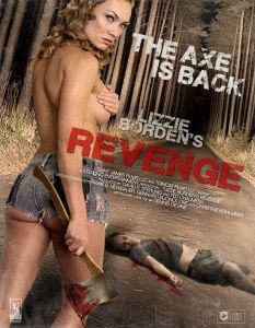 Horror Movie Poster – Lizzie Borden's Revenge