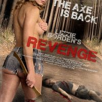Horror Movie Poster - Lizzie Borden's Revenge