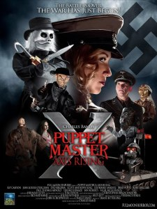Horror Movie Poster – Axis Rising: Puppet Master X