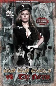Horror Movie Poster – Go Go Girls vs. The Nazis