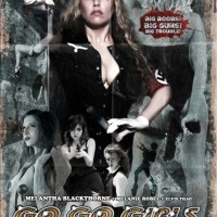 Horror Movie Poster - Go Go Girls vs. The Nazis
