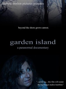 Horror Movie Poster – Garden Island – A Paranormal Documentary