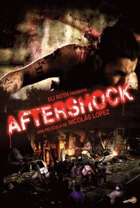 Horror Movie Trailer – Aftershock