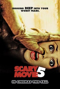 Horror Movie Trailer – Scary Movie 5