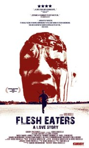 Horror Movie Poster – Flesh Eaters: A Love Story