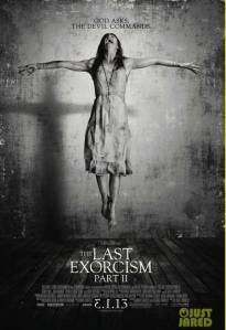 Horror Movie Poster – The Last Exorcism Part II